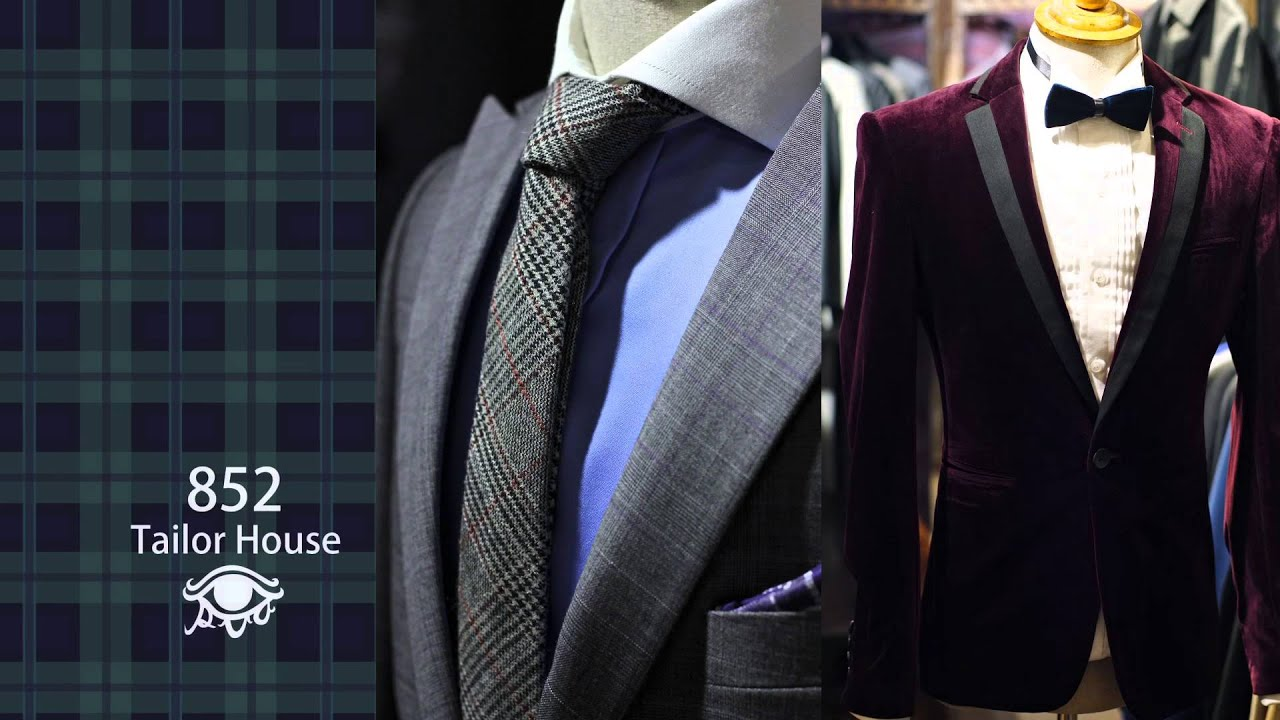 852 Tailor House - YouTube