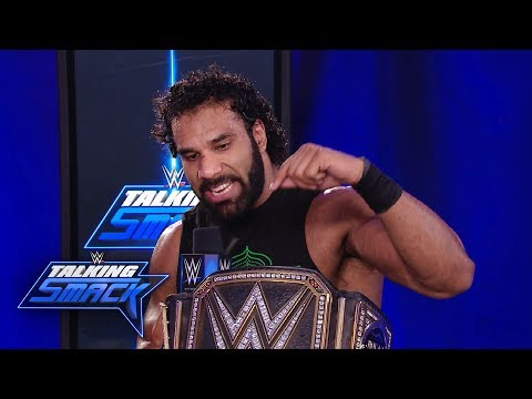 Thumbnail: WWE Champion Jinder Mahal on the return of Great Khali and his win: WWE Talking Smack, July 23, 2017