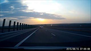 Romanul si Autostrada - Incompatibili