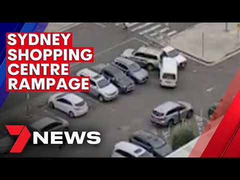 Sydney man rams into parked cars during police pursuit in Bankstown | 7NEWS