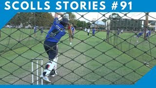 TRAINING AT FINALS INTENSITY - FULL NET SESSION | Scolls Stories 91