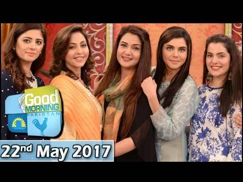 Good Morning Pakistan - Topic: Cooking Contest - 22nd May 2017