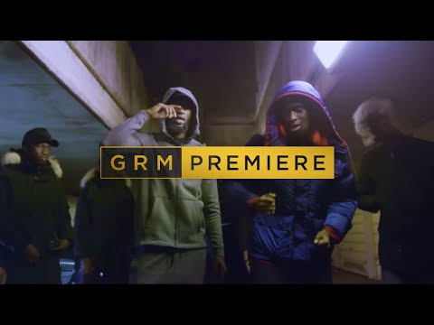 Berna Ft. Deepee - JUGG [Music Video] | GRM Daily