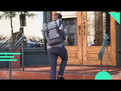 Toploader Backpack for One Bagging | Mission Workshop Fitzroy VX Review (Minimalist, Stylish Travel)