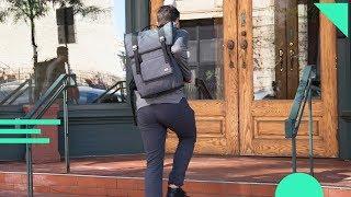Toploader Backpack for One Bagging   Mission Workshop Fitzroy VX Review (Minimalist, Stylish Travel)