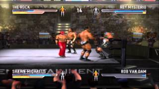 Royal Rumble - Wrestlemania 21 (Xbox)