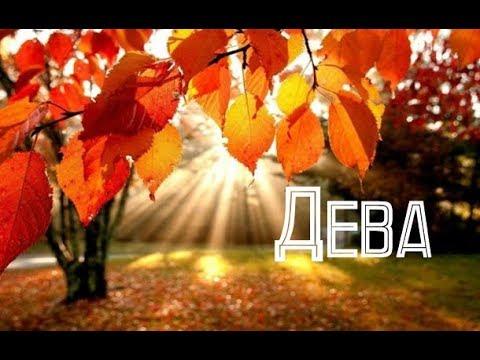Гороскоп на неделю с 22 октября по 4 ноября 2018 года Дева
