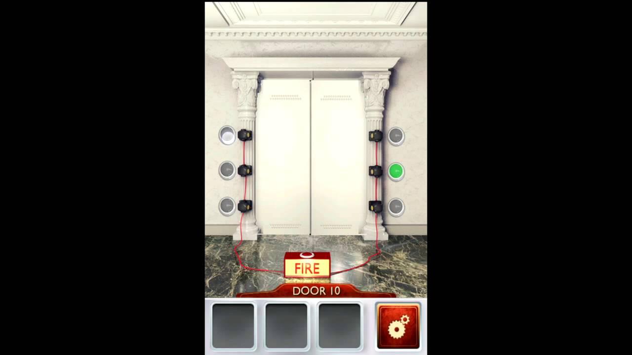 100 Doors 2 - Level 10 Walkthrough - YouTube