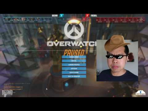 Overwatch Thailand Tournament: For Nation | Day 1 | Fireball