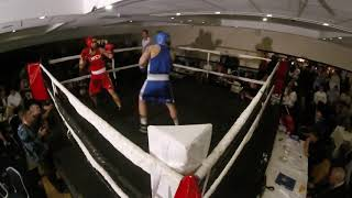 White Collar Boxing, Carlilse, White Collar Heroes, Fight 4