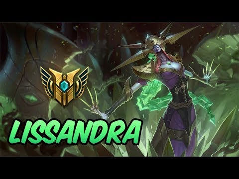 HOW TO PLAY LISSANDRA | Build & Runes | Diamond Blade Queen Lissandra | League of Legends