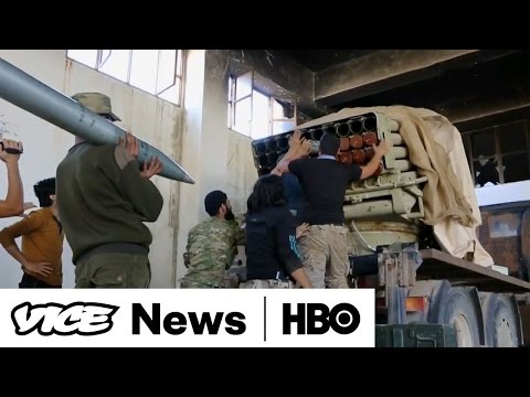 War In Syria Didn't End With The Battle For Aleppo (HBO)