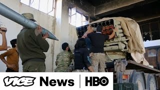 The Fall of Aleppo  VICE News Tonight on HBO (Full Segment)