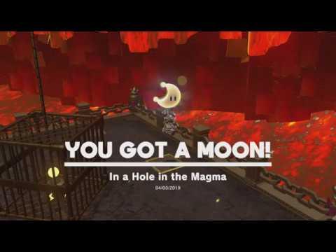"Moon Kingdom, Part 3 | Super Mario Odyssey 100% Walkthrough ""53/62"" (No Commentary)"
