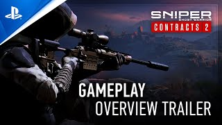 Sniper Ghost Warrior Contracts 2 - Gameplay Overview Trailer | PS4