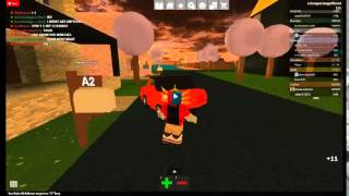 Roblox Video With deerslayer001 and metaldisaster547: Work at a Pizza Place: Part 2/2