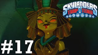 Skylanders Trap Team Wii U -- Chapter 17: Lair of the Golden Queen