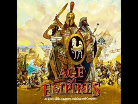 Age of Empires Soundtrack - Track #1 - Conquest