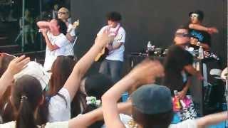 2012年7月29日yokohama hawaii festival 大好き、この曲。とても切な...