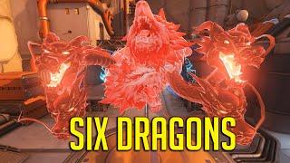 SIX DRAGONS! Hero Stacking Meta thumbnail