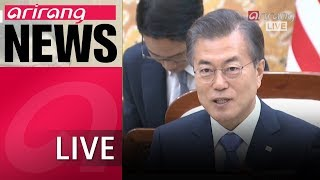 [live/newscenter] two koreas agree to broadcast live parts of 2018 inter-korean summit next week