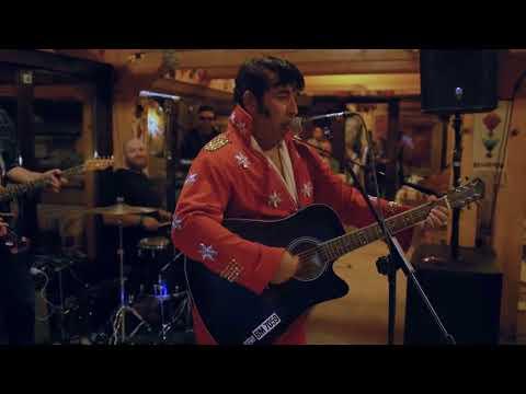 Elvis Rromano and Nightlosers LIVE - That's Alright Mama Trenul de la Baia Mare