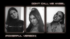 Ariana Grande, Miley Cyrus, Lana Del Rey - Don't Call Me Angel (Powerful Version) (Music Video) / MM