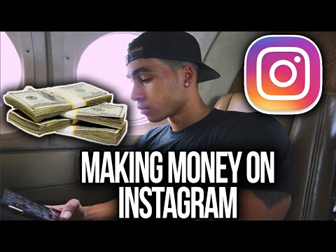 4 Steps To Make Money & Grow Instagram EASY! Social Resume (Double Tap)