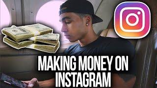 4 Steps To Make Money & Grow Instagram EASY! Social Resume (Double Tap)