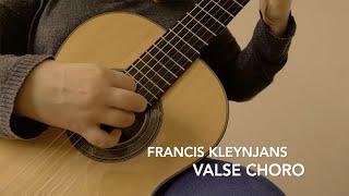 Valse Choro by Francis Kleynjans
