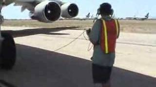 Launching the space shuttle carrier 747 1 of 2