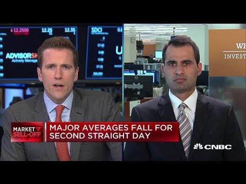 The sectors Wells Fargo's Sameer Samana is watching during pullback