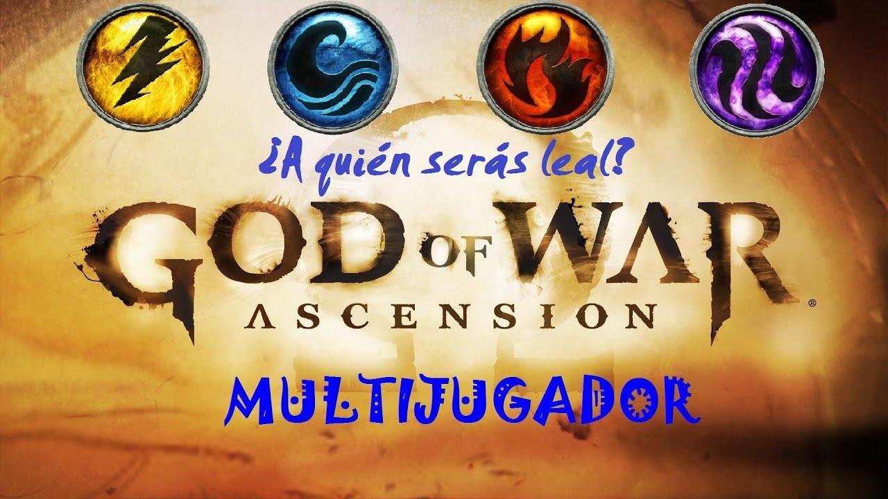 God of war ascension juicio de los dioses cooperativo for God of war 3 jardines del olimpo