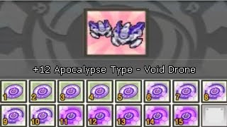 [Elsword NA] stage 15 Void weapon in 6 days (fairy tale edition)