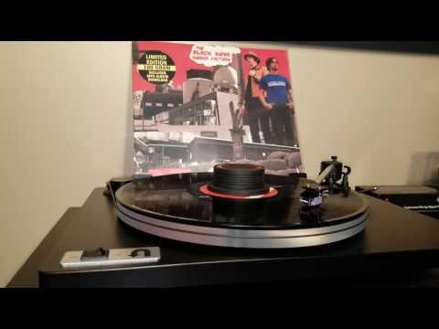 All Hands Against His Own - The Black Keys - Vinyl Rip - HQ