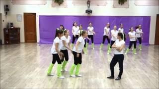 Танец Физрук