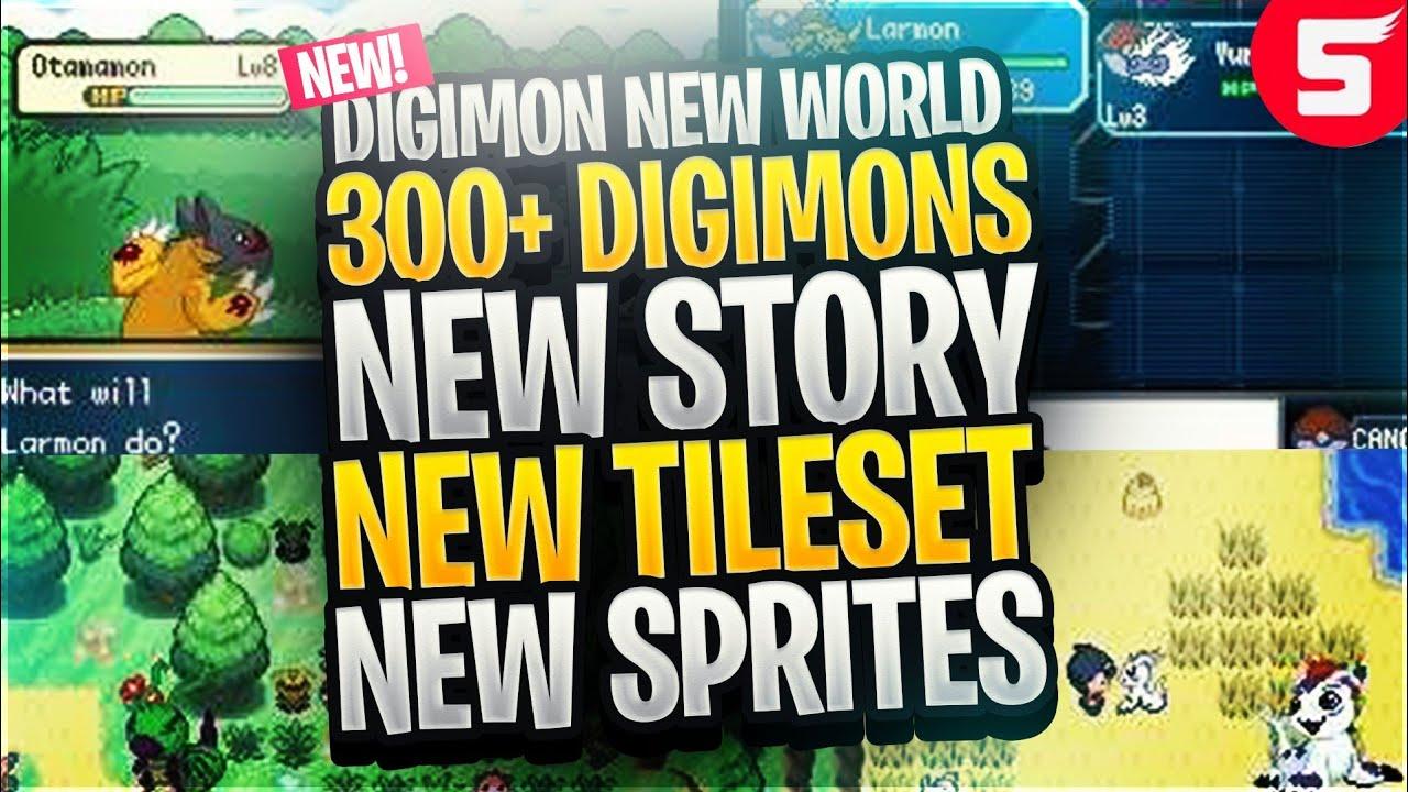 Digimon rom download