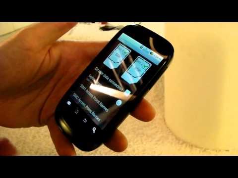 MWC 2011: ViewSonic V350 dual-3G SIM smartphone preview video