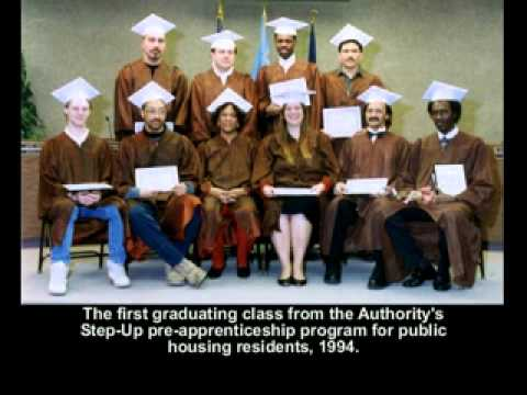 History of the Erie Housing Authority Slideshow