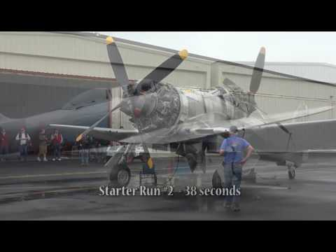 Dwelle Hawker Sea Fury Roars 1