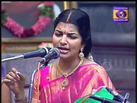 N J Nandini-01-AyE girdhar dvArE-Swatitirunal