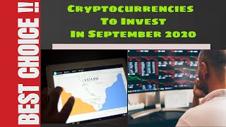 Top 5 Best Cryptocurrencies To Invest In September 2020 - CRYPTO SEASON