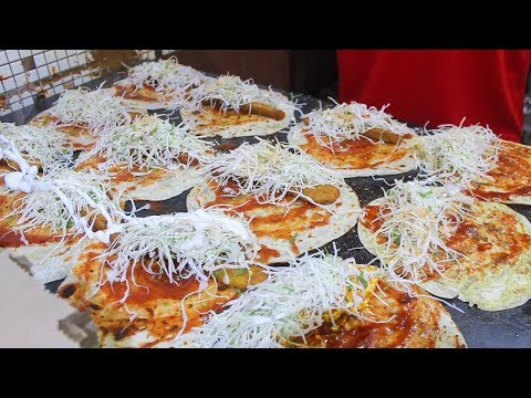 INDIA'S NO. 1 EGG ROLLS | EGG & VEG. FRANKIE | STREET FOOD UNLIMITED