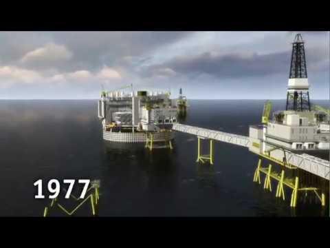Ekofisk: an animated history of the Ekofisk oilfield in the North Sea.