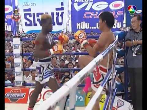 สมรักษ์ คำสิงห์ พบ วิคเตอร์ แน็ค (Somrak Khamsing vs Victor Nagbe)
