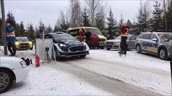 Shakedown WRC Rlly Sweden 2017