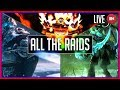 Timed Run: Farming All of WoW's Raids (Warcraft Livestream)