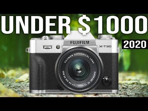 5 Best Cameras Under 1000 In 2020
