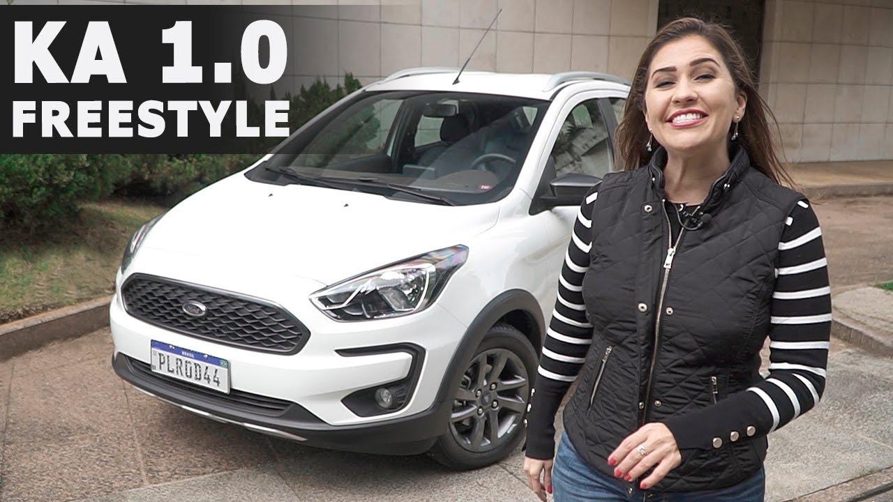 Ford Ka 1 0 Freestyle 2020 Sai Completo Por R 56 690 Youtube