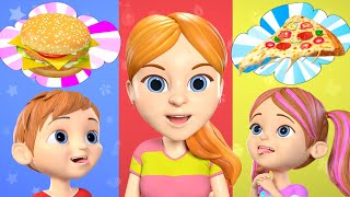 No No Song | Nursery Rhymes & Kids Songs | Cartoon for Babies by Little Treehouse